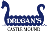 Drugan's Castle Mound - Logo